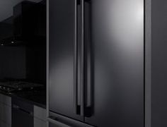 This Samsung refrigerator will include cameras so you can see the inside of the fridge from your phone. Samsung Samsung has placed a big bet that its customers want their large kitchen appliances to be connected to the internet. The company announced this week that all of the appliances in the brand's next Chef Collection line will have Wi-Fi connectivity.