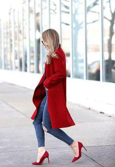 Big Red | Brooklyn Blonde | Bloglovin'