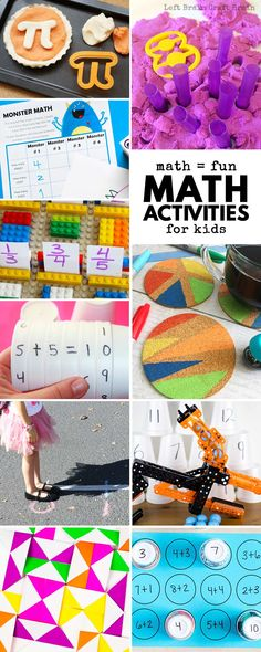 1203 Best Hands On Math Images In 2019 Activities For Kids