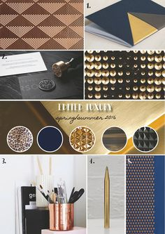 It's that time of year again where we revamp our stationery collection. New notepads, pens and accessories ready to start back at school, college or University. Or, if like me, you just love nothing more than purchasing new inspiring patterns and colours to brighten up your desk space! So, for all the stationery retailers and manufacturers out there, we have put together 3 key trend directions for 2016. Each trend combines pattern, material, colour and product guidance to keep you ahead of…