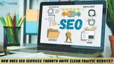 These days the success of a company somehow depends on the building of websites. By improving the online visibility of the e-business, individuals can blow away the teams' growth goals. Here comes worth mentioning the name of SEO Services Toronto. It takes pride in exhibiting proficiency in designing custom optimization campaigns. Digital Marketing Strategist, Digital Marketing Plan, Seo Marketing, Content Marketing, Website Design Services, Website Design Company, Seo Manager, Online Presentation, Seo Specialist