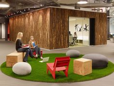 meeting space pod public library - Google Search