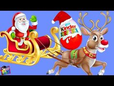 Surprise Eggs Christmas Songs For Children | Christmas Songs For Kids | Christmas Carols
