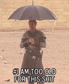 Jorah Mormont Meme | Iain Glen game of thrones jorah mormont cassie's edits sassy jorah <-- still sexy