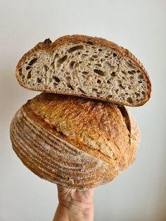 Cmarový chlieb so zemiakom | Recepty - Mykitchendiary.sk Bread, Food, Basket, Brot, Essen, Baking, Meals, Breads, Buns