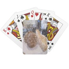 A cute deck of Poker playing cards. Photograph of a Black Kitten in the Christmas tree on the back of these playing cards. Great for stocking stuffers Size: Poker Bridge Playing Cards, Text Signs, Custom Deck Of Cards, Retro Housewife, School Accessories, Orion Nebula, Diy For Men, Circle Monogram, Unique Birthday Gifts