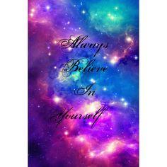 Always Believe in yourself✨