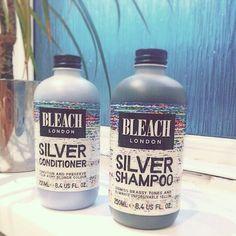 Bleach London Silver Shampoo or Conditioner