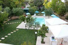 B&B Verde Blu  http://www.bbverdeblu.it/giardino-privato-del-bed-breakfast-verdeblu/