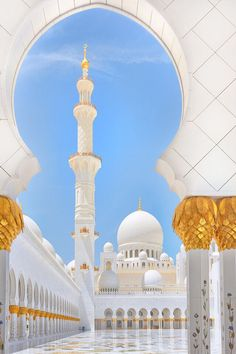 Abu Dhabi Grand Mosque { @withlovemaya }