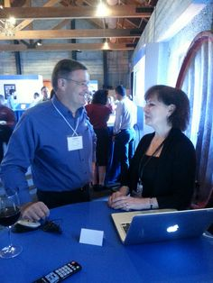 Randy Johnston speaks with QuickBooks Online product manager Victoria Dolginsky #IntuitSummit
