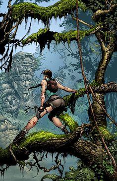Lara Croft (Tomb Raider):