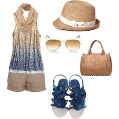 Out and about, created by jeffiner2000.polyvore.com