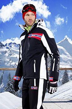 51e64f58aba Nebulus - Giacca da sci Freestyle da uomo