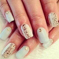 Pretty Design Nails http://naildesignsidea.net/pretty-nails/