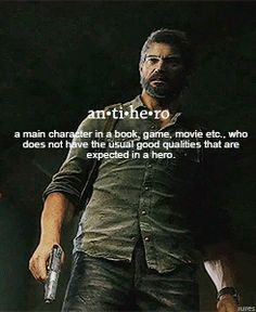 "I'm pinning this The Walking Dead board because Joel Winter from The Last of Us seems kind of ""Rickish"" :"