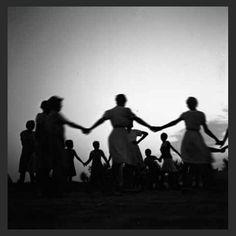 Black Archive - ring shout in Saint Louis 1938