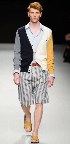 Vivienne Westwood colors block