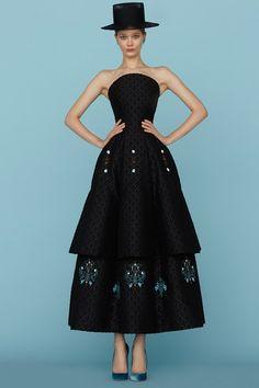 Ulyana Sergeenko Spring/Summer 2015 Couture