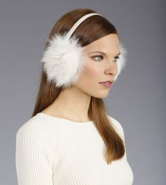 Foxley earmuffs from ugg... Let it snow :-)