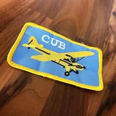 Got this #fancy #batch from one of my #friends on the #airfield #lszi Its a big #honor getting this! Now i need a #jacked to put it on! #thankyou Werni! #aviation #avgeek #tangooscarmike #piper #supercub  #pa18 #taildragger #glying #pilot