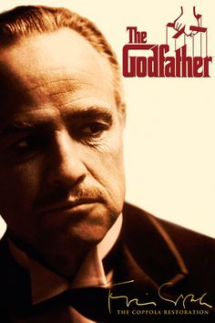 The Godfather (1972). I chose this because my brother is always doing impressions and he does a really good godfather one.