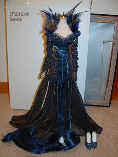 Blue Moon Evangeline Outfit