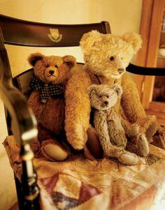 Welcome to Nana's House | Vintage Teddy bears