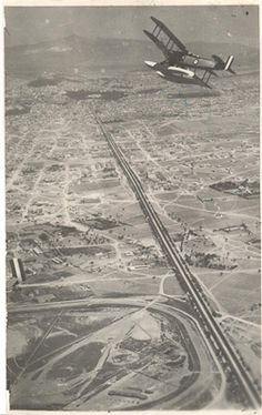 Aerial view of Sygrou avenue, Athens Greece Pictures, Time Pictures, Old Pictures, Old Photos, Vintage Photos, Athens History, Greek History, Athens Acropolis, Athens Greece