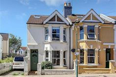 4 bedroom terraced house for sale in Ruskin Road, Hove, East Sussex - Rightmove. East Sussex, Property For Sale, Terrace, Mansions, House Styles, Pictures, Home Decor, Balcony, Photos