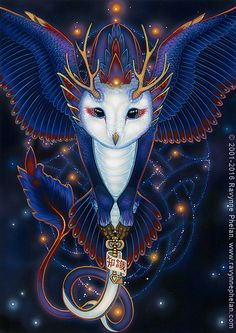 Ravynne Phelan - Keeper of the Keys of Wisdom