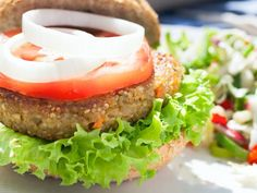Veggie Burger: Is It Healthy?