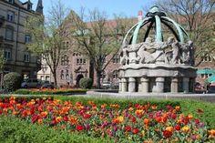 Gutenbergplatz, Karlsruhe,