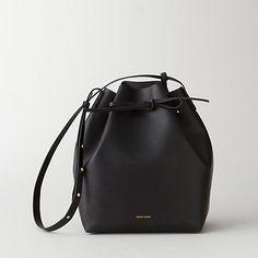 The 15 Best Quietly Chic Leather Handbags: Mansur Gavriel, $460