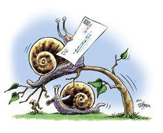 Air Snail Mail - Jack Pittman