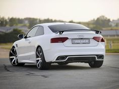Rieger Releases the Audi A5 Project