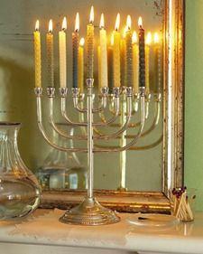 Handmade Custom Stained Hanukkah Menorah Candle Holder By Tomscraftcastle  On Etsy   Handmade Hanukkah Decorations   Pinterest   Menorah Candles, ...