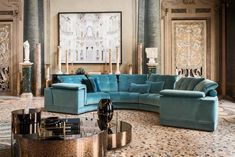 """At this year edition of Maison & Objet, Boca do Lobo brings the outraging concept of """"This is Not A Gallery"""" will break the classic rule of design with a whole Luxury Furniture, Cool Furniture, Furniture Design, Top Interior Designers, Luxury Interior Design, Interior Decorating, Decorating Ideas, Decor Ideas, Fendi Casa"""