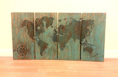 Hey, I found this really awesome Etsy listing at https://www.etsy.com/listing/192751419/world-map-wall-hanging-large-carving-in