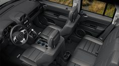 2014 Jeep Patriot Interior