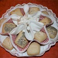Corbeille à petits pains en tissu Patron couture gratuit