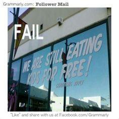 Advertising Fail