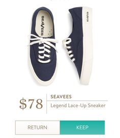 SEAVEES Legend Lace-Up Sneaker from Stitch Fix.   https://www.stitchfix.com/referral/4292370