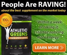 Transform your life Athletic Performance With Athletic Greens #Athletic_Greens_reviews
