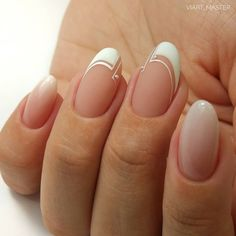 Great The Best Wedding Nails 2019 Trends ★ See more: www.weddingforwar… The Best Wedding Nails 2019 Trends ★ See more: www. Nail Art Designs, Gel Designs, Nail Design, Bridal Nails, Wedding Nails, Cute Nails, My Nails, Nails Kylie Jenner, Nagellack Trends