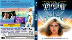 Xanadu Blu-ray Custom Cover Beloved Film, Olivia Newton John, Gene Kelly, Soundtrack, Cover Design, Inspiration, Biblical Inspiration, Book Cover Design, Cover Art