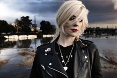"""Brody Dalle: """"Meet The Foetus / Oh The Joy"""" (Feat Shirley Manson) 