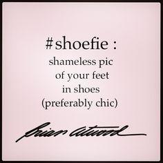 #loveit #shoefie