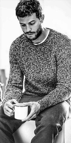 Jamie Dornan Jumper. He is Sexiest men alive. http://the50shadesofgreypdf.org/coming-soon-experience-fifty-shades-darker-through-virtual-reality/