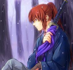 Rurouni Kenshin/Samurai X [Live Action] – Rurouni Kenshin, Kenshin Anime, Kenshin Le Vagabond, Era Meiji, Tomoe, Manga Comics, Live Action, Manga Anime, Anime Boys
